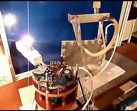 Первый в Мире мотор-генератор - ротовертер