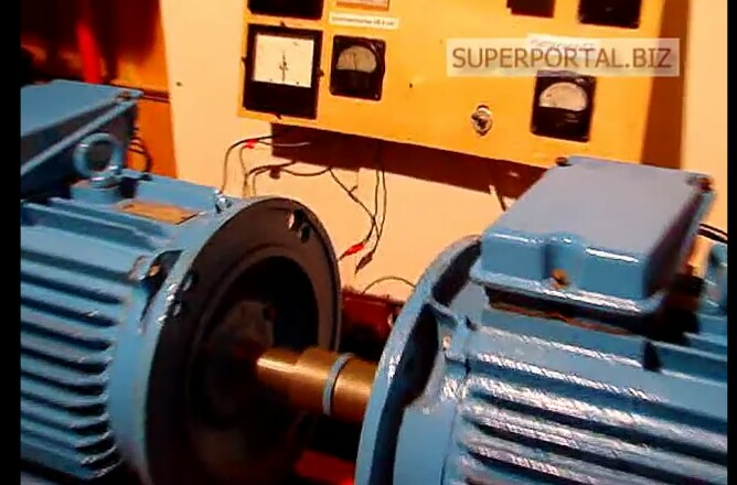 Как сделать самодельный генератор из асинхронного двигателя