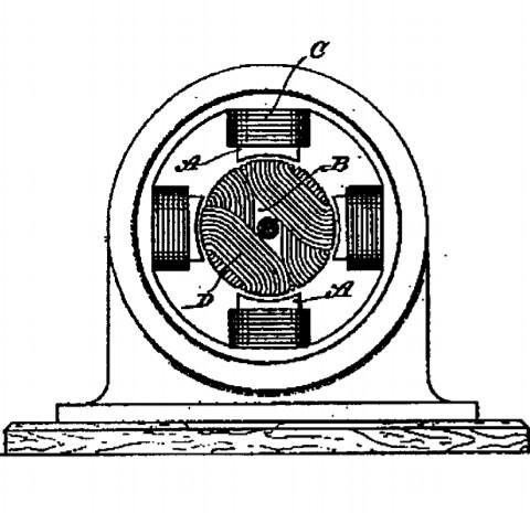 Силовые схемы электровозов переменного тока